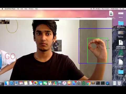 American Sign language (ASL) Translator