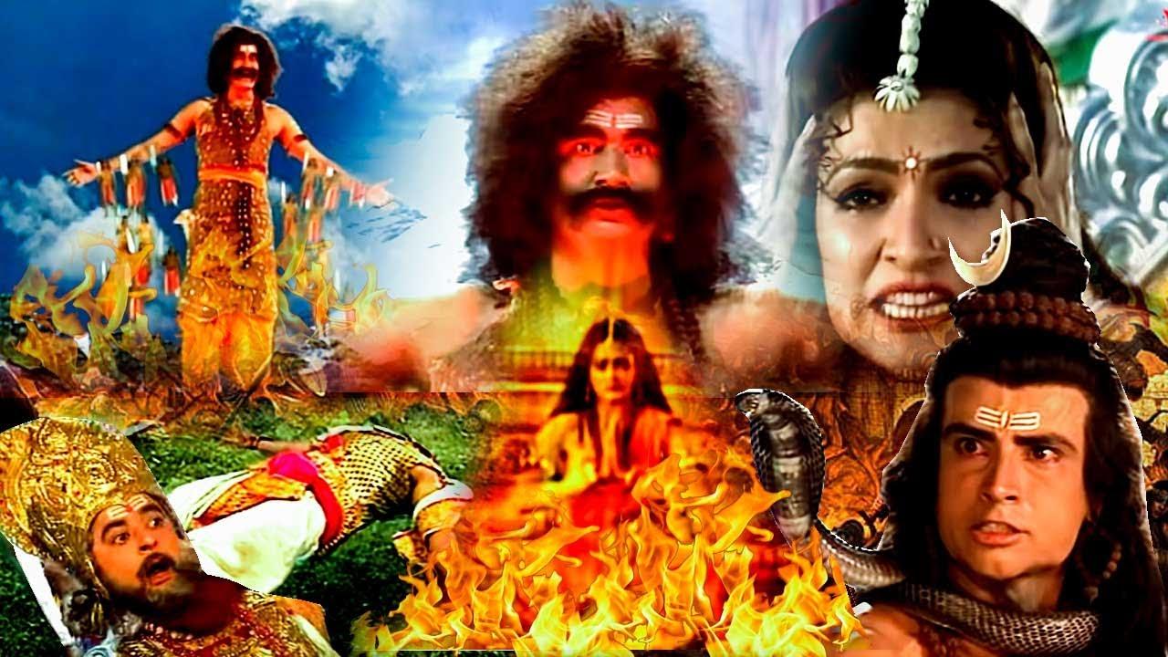 Om Namah Shivay | कैसे भगवान शिव शंकर ने दक्ष का किया अंत | सती का आत्मदाह | JapTapVratShivBhakti