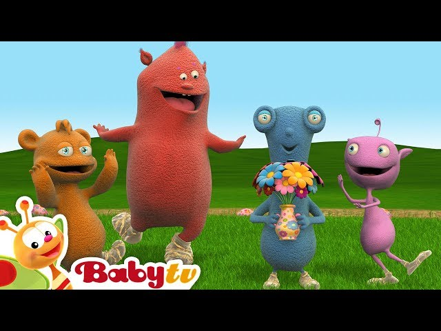 Cuddlies Song | If You're Happy and You Know It! | BabyTV