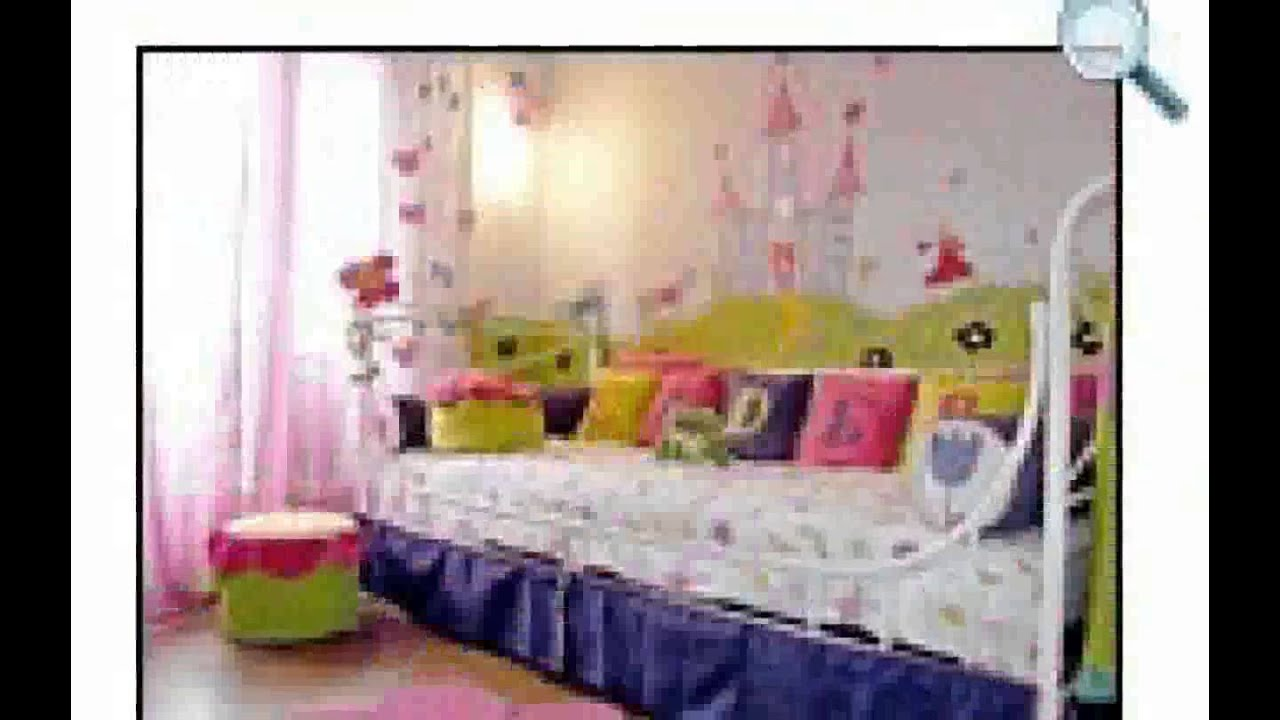 Decoraciones Cuartos De Ni As Cherirada Youtube