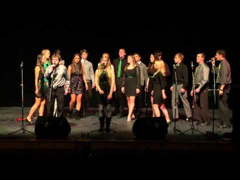 Little Talks (Of Monsters and Men a cappella cover) - XIV Hours