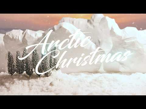 Marie Claire Arctic Christmas: April Skin