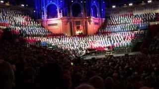Royal Albert Hall May 2015 - World in Union