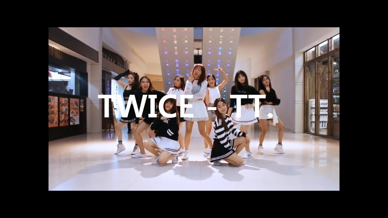 how to dance tt twice