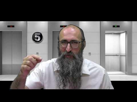 Le 5eme ETAGE, Episode 2 - Et si on ne fautait plus ! - Rav Itshak Peretz