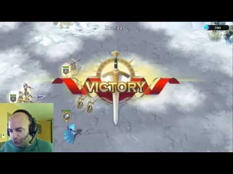 Art of Conquest - Spanish Gameplay