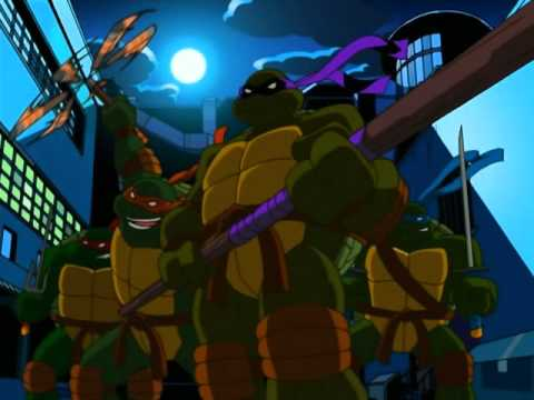 Teenage Mutant Ninja Turtles - Season 1 - Episode 1 - Things