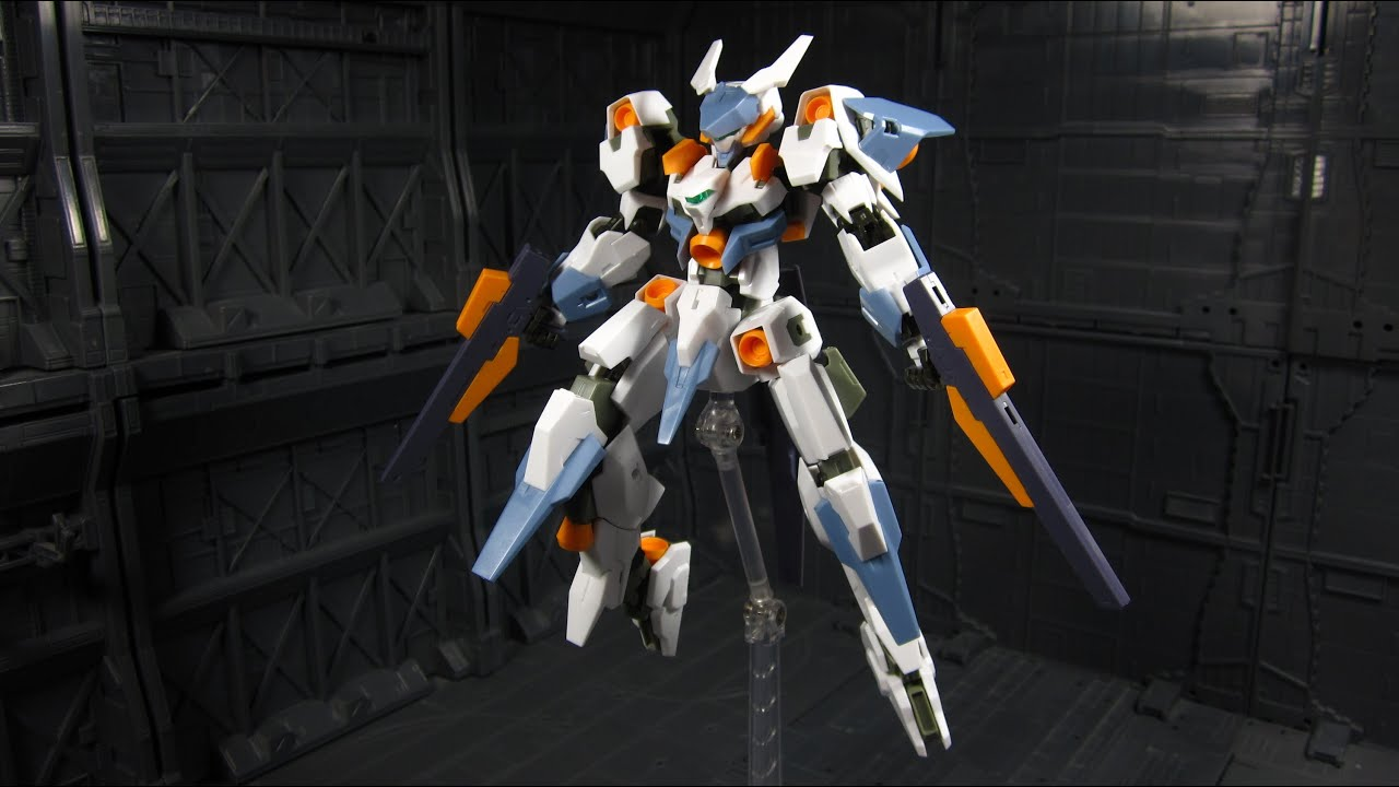 Gundam Girl Wallpaper Frame Arms Baselard Quick Review Youtube
