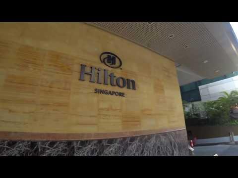 Hilton Singapore Orchard road January 2017