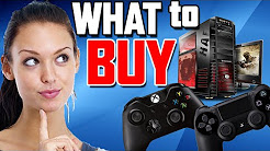 Should I Buy a PS4 or Xbox One? Or PC?