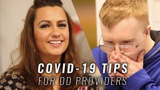 Coronavirus Tips For Developmental Disability Providers