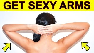 Video How To Get Rid Of Arm Fat | 4 Workouts That Give You Sexy Arms! download MP3, 3GP, MP4, WEBM, AVI, FLV Maret 2018