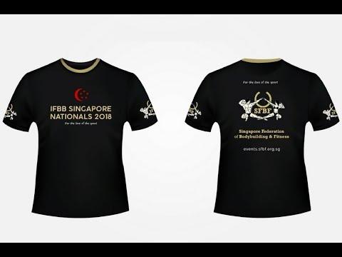 JSCruz - Sponsor of IFBB Singapore Nationals
