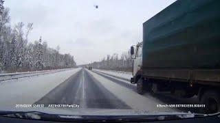 Подборка ДТП / Зима 2016/ Часть 175 - Car Crash Compilation - Part 175