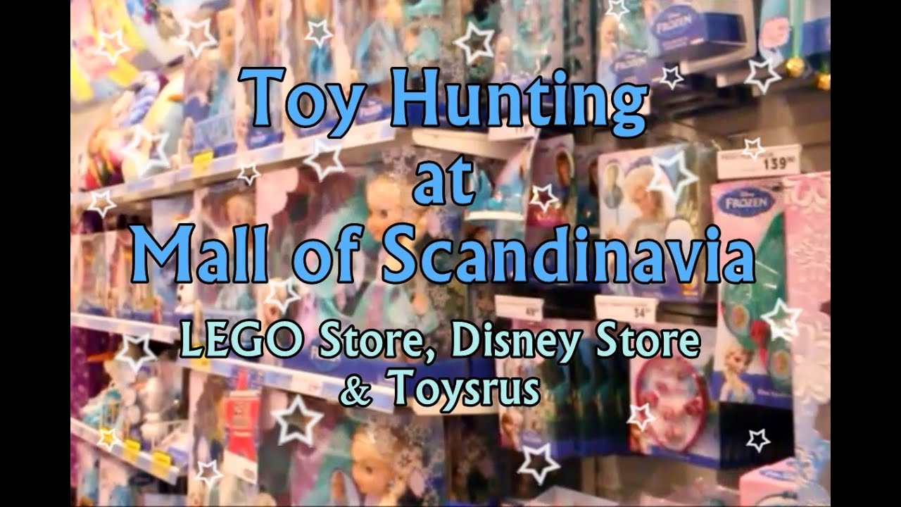 toys r us mall of scandinavia