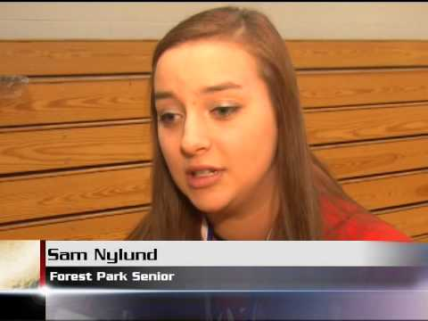 Forest Park Celebrates Lady Trojans Season Youtube
