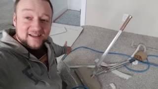 carpet или ковровое покрытие в доме в Америке