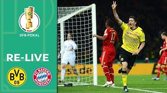 Das spektakuläre 5:2 in voller Länge! Borussia Dortmund - FC Bayern München   DFB-Pokal-Finale 2012