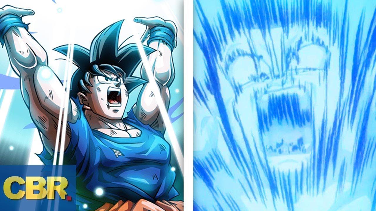 Dragon Ball Goku S Strongest Moments Youtube