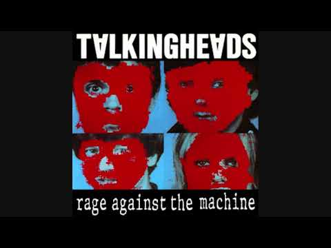 """Testify Once in a Lifetime"" (Talking Heads vs. Rage Against The Machine) [Grave Danger Mashup]"
