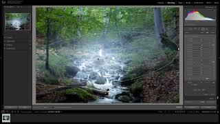 Обработка RAW файлов в Adobe Lightroom. Пейзаж