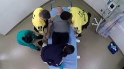 Pinel Restraint System Part 2-3 - The Rapid Restraining Process