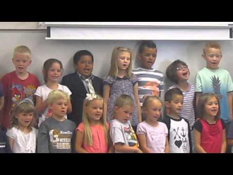I Love America Kindergarten Song