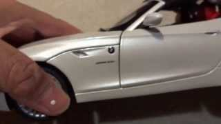 UNBOXING BMW Z4 sDrive35i (E89) Diecast 1:18 by Kyosho