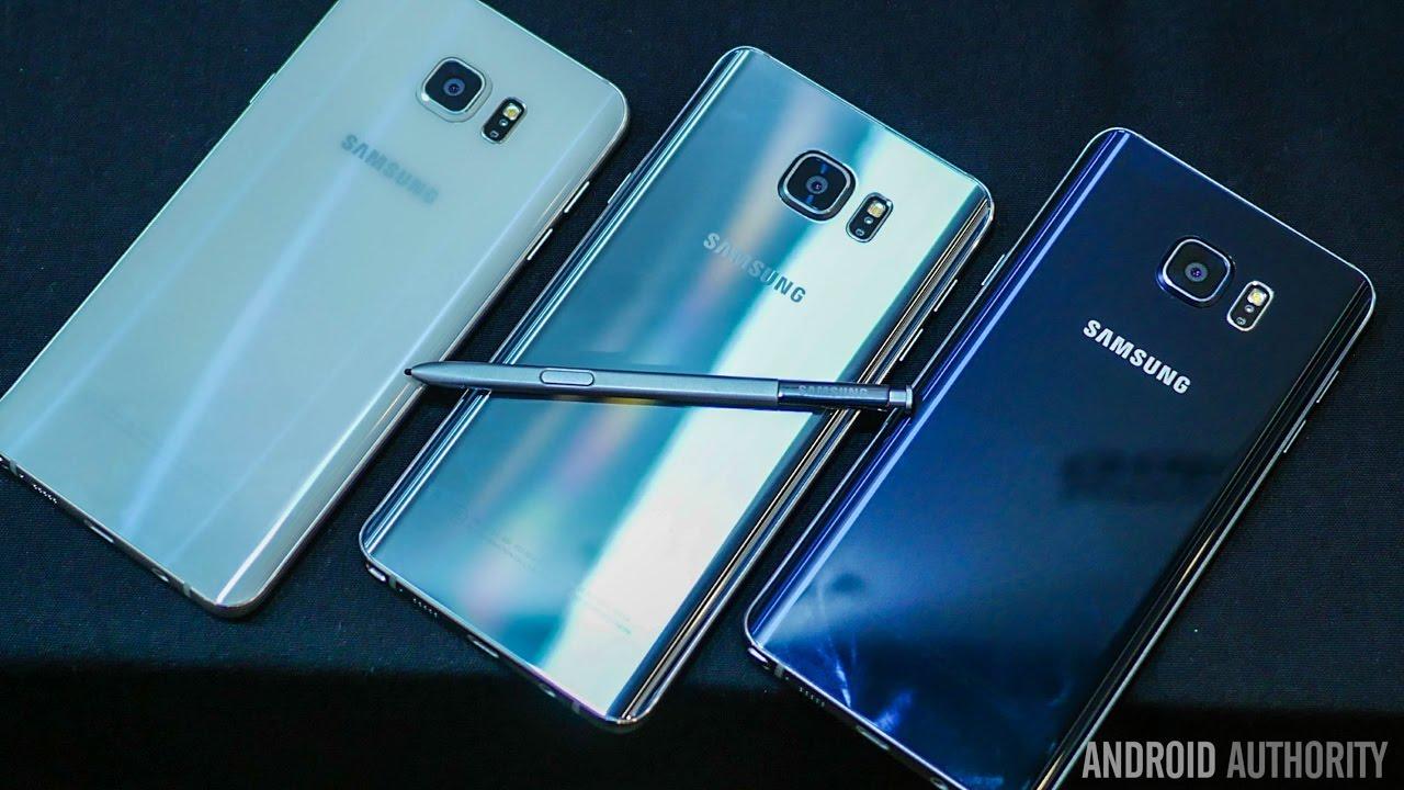 Samsung Note-5 Arka Panel De U011e U0130 U015e U0130m U0130