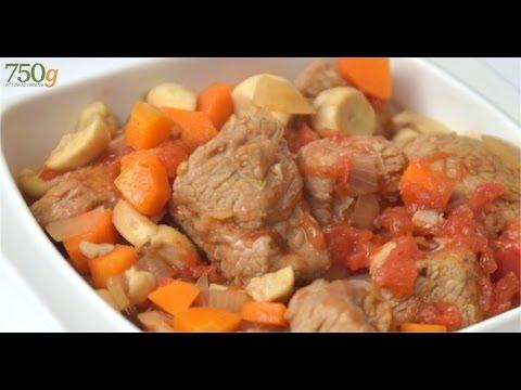 recette-de-sauté-de-veau-à-la-tomate---750g
