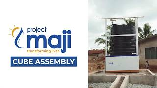 Project Maji Cube Assembly
