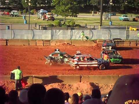 River City Rampage: Demolition derby crashing Marshall ... |Demolition Derby Fair Grounds