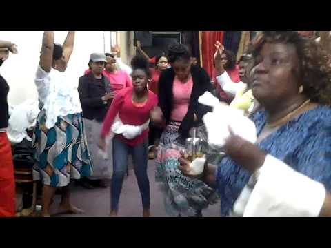 El Shaddai Healing & Deliverance Tuesday Night Service 3/7/17 Pt.2