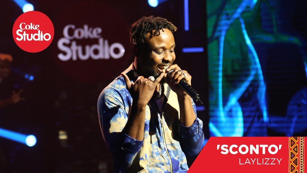 Download Laylizzy: Sconto - Coke Studio Africa Cover