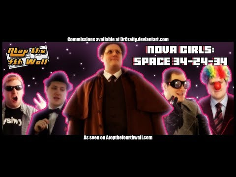 Nova Girls: Space: 34-24-34 - Atop the Fourth Wall
