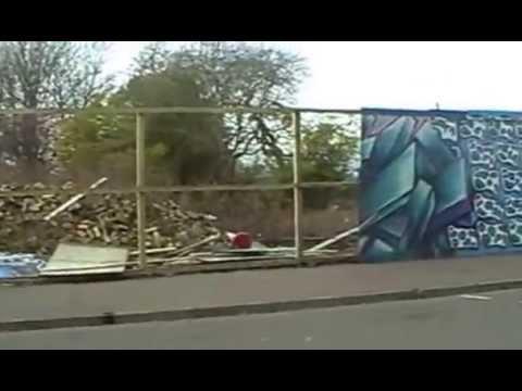 Kilmarnock Storm Damage Dec 2013