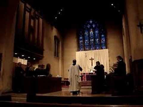 St Pauls K St Washington DC - Psalm 91: Lent I Tract