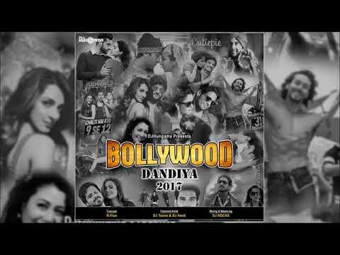 Bollywood Dandiya 2017 By DJHungama   DJ KWID   R FLUX   DJ TOONS   DJ ROCKS