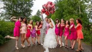 Наша РОЗОВАЯ Свадьба!!))) фото-фильм(3 авг 2012 - самый счастливый день в нашей жизни!!!, 2012-10-10T02:57:37.000Z)