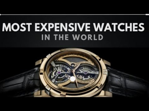 Most Luxurious Branded Watches In The World