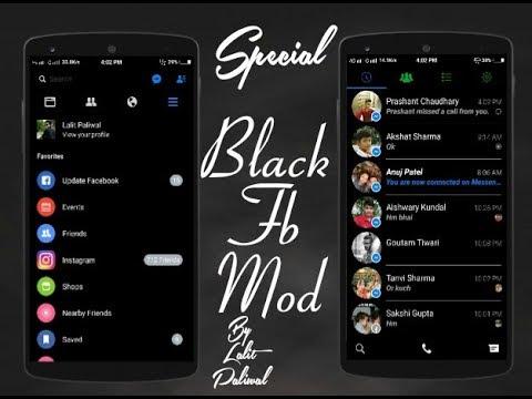 Download facebook mod messenger jadi satu | Download