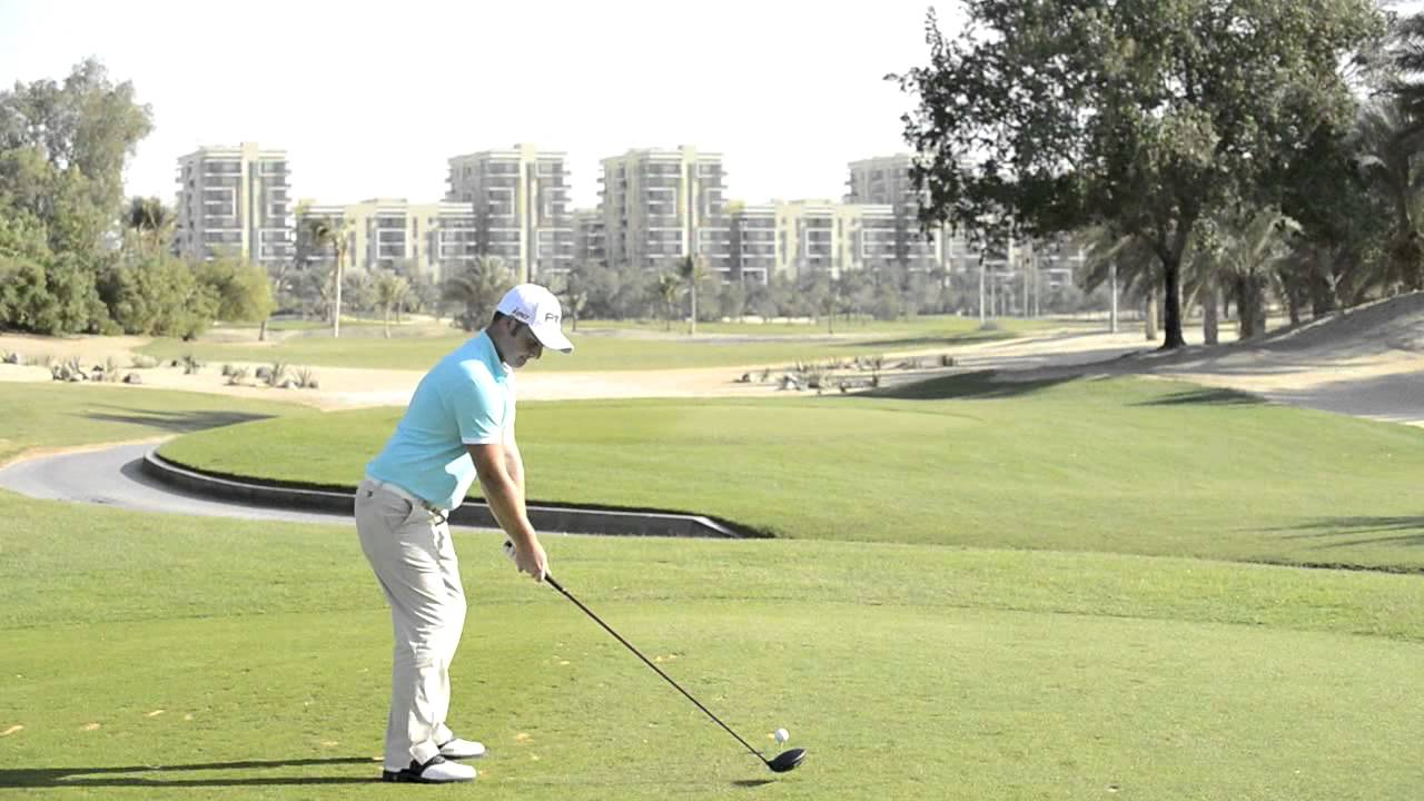 Andy Sullivan Swing Sequence