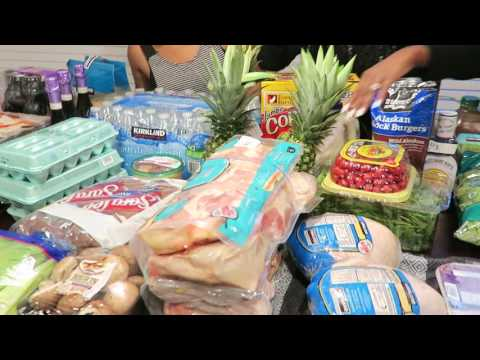 COSCO GROCERY HAUL | DEALS & SAVINGS | Organic foods and healthy eating - REAL RANDOM SISTERS