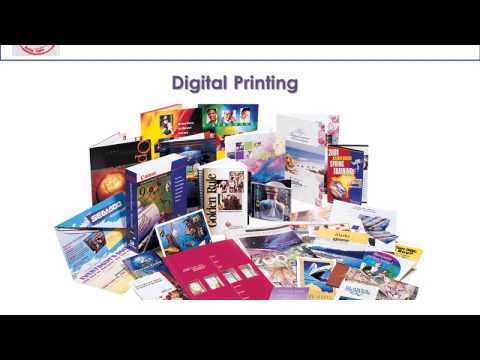 Digital Printing Services in Coimbatore