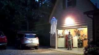 Halloween Ghost Quad