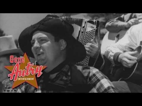 Smiley Burnette - That's How Donkeys Were Born (from Gold Mine in the Sky 1938)