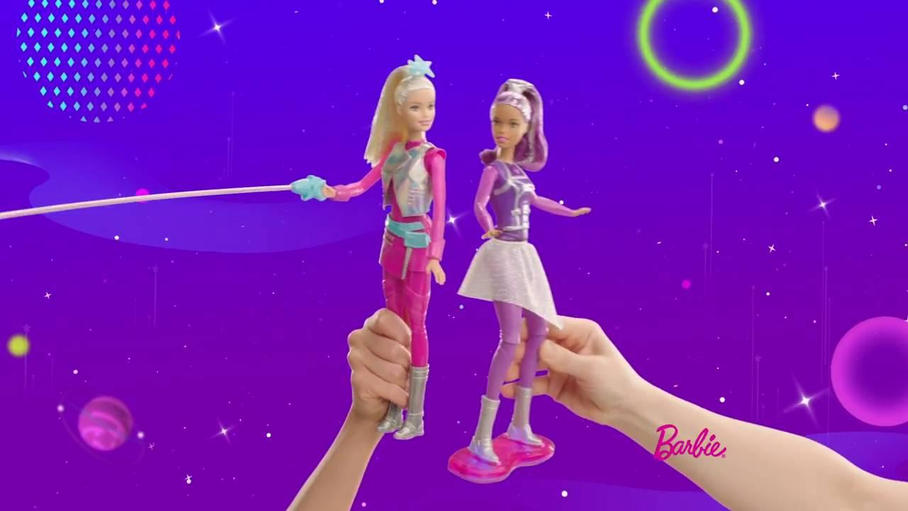 Кукла Barbie и Космическое приключение [Russian] - YouTube