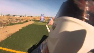 Speedball 12/21 - Wild West Paintball