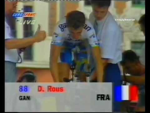 Tour De France Euro Sport 1994 Prologue T T Lille-Euralille 7.2Km