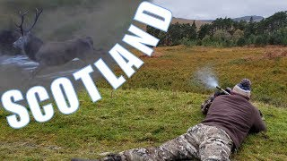 Scotland Stag Hunting | Deer Hinds & Bucks